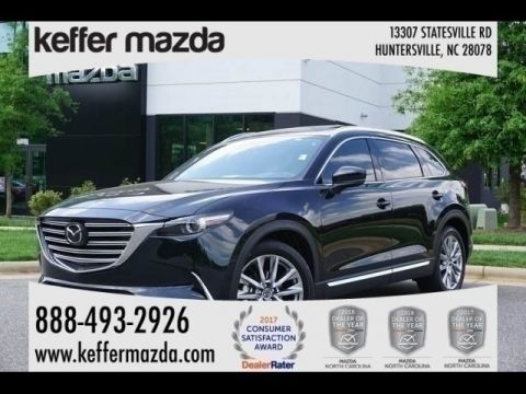 New 2017 Mazda CX-9 Grand Touring FWD 4D Sport Utility
