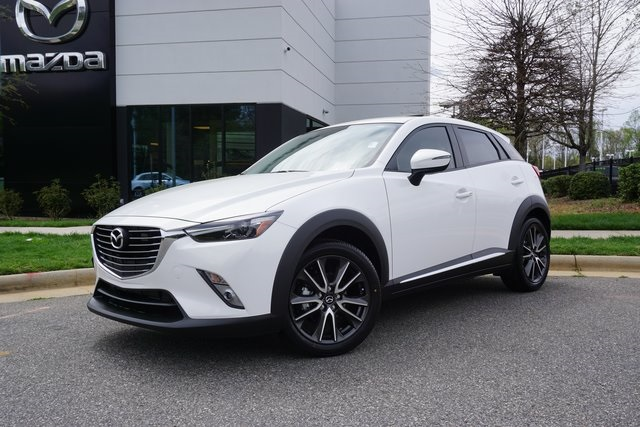 new 2017 mazda cx 3 grand touring 4d sport utility in huntersville m77045 keffer mazda. Black Bedroom Furniture Sets. Home Design Ideas