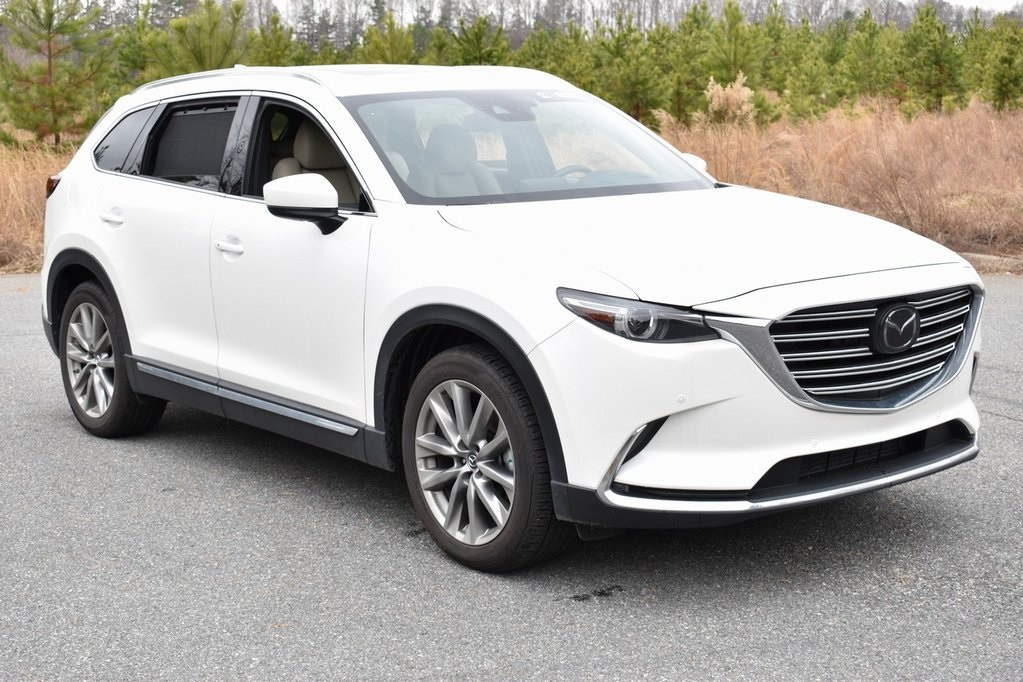 Pre-Owned 2018 Mazda CX-9 Grand Touring