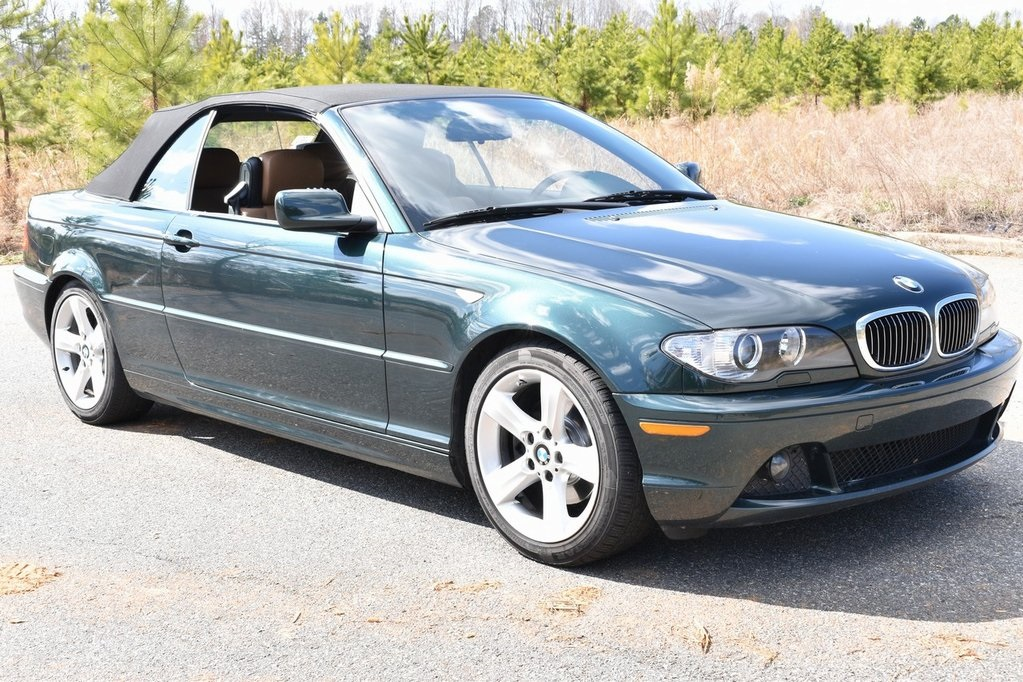 Pre-Owned 2005 BMW 3 Series 325Ci