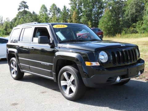 Pre-Owned 2016 Jeep Patriot