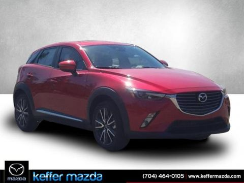 Pre-Owned 2018 Mazda CX-3 Grand Touring