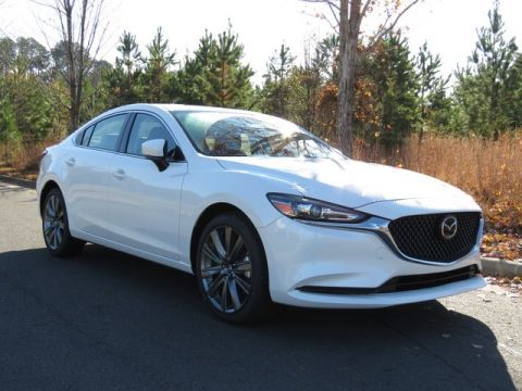 Pre-Owned 2020 Mazda6 Touring