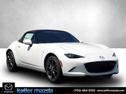Certified Pre-Owned 2019 Mazda Miata Grand Touring