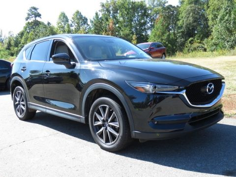 Certified Pre-Owned 2017 Mazda CX-5